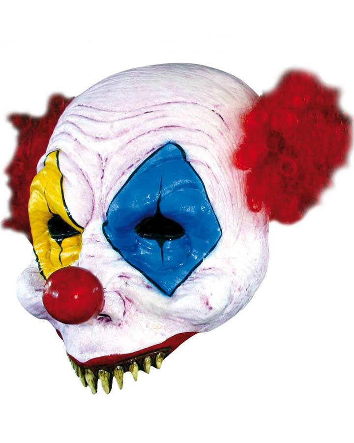Open Chin Scary Clown Mask - Got Fashion