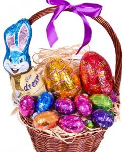 Easter gift baskets and hampers got gifts bunny hop easter hamper negle Image collections