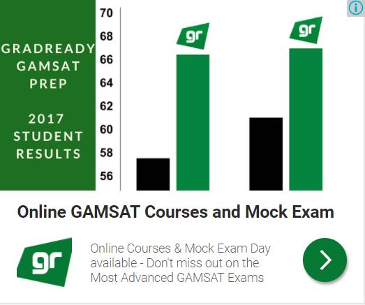 GAMSAT Preparation Course