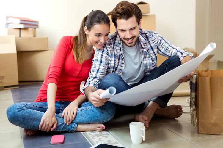 Nearly half of the Millennial population uses mortgage brokers to secure a home loan