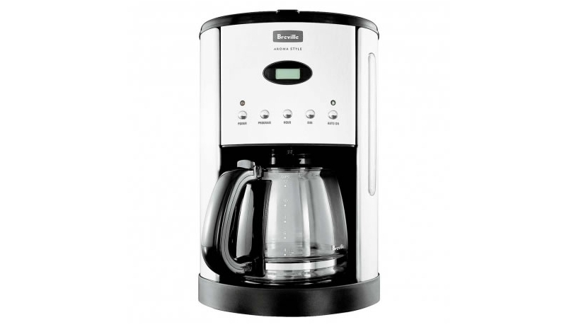 Breville Coffee Maker Aroma : Breville Aroma Style Electronic Coffee Maker Domayne