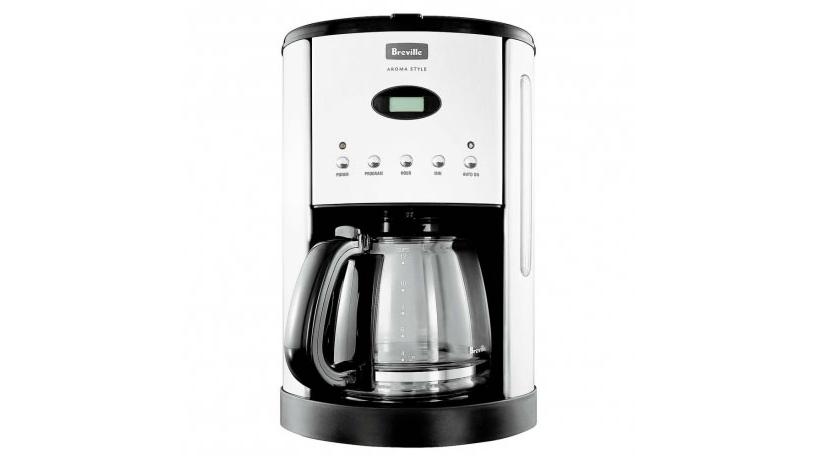 Breville Aroma Style Electronic Coffee Maker Domayne