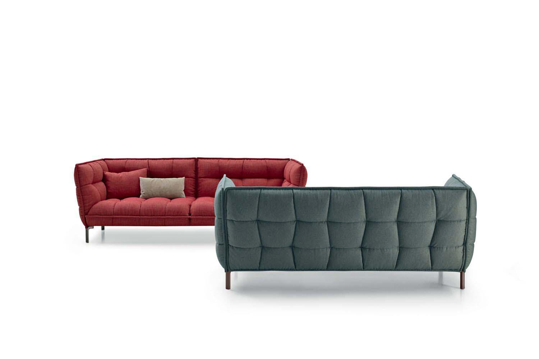 Husk sofa by patricia urquiola for b b italia space - Patricia urquiola sofa ...