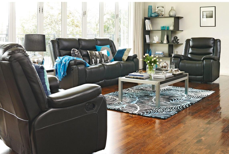 Lounge Suite Accessories Leather Lounge Suite