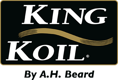 King Koil Logo Harvey Norman