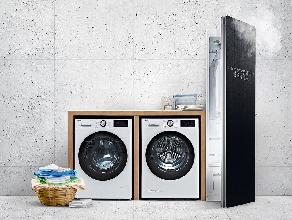 Washing Machines, Dryers & more at Harvey Norman