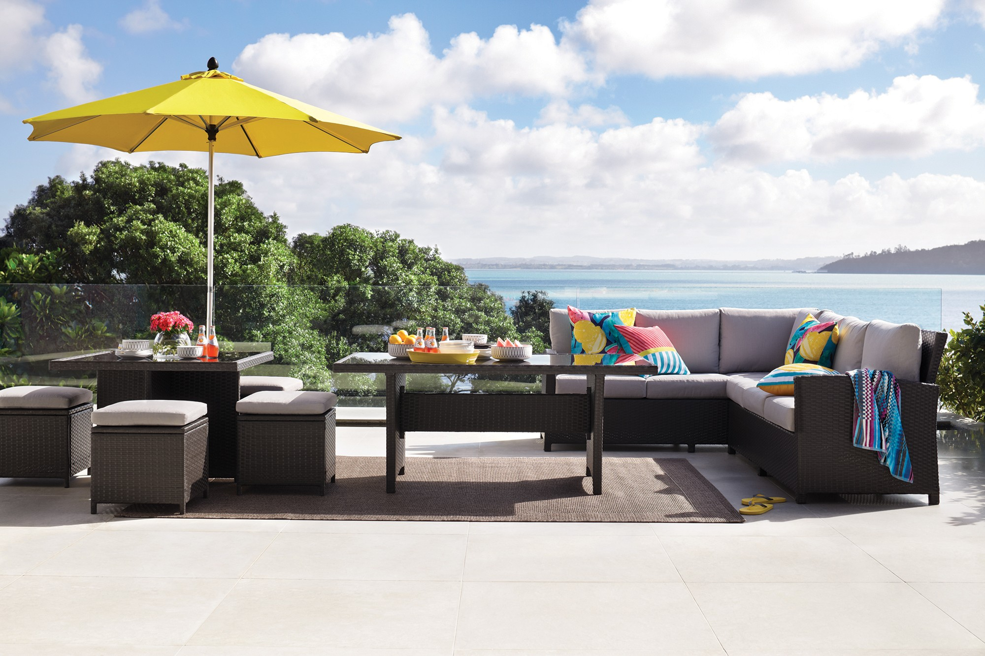 Conrad Outdoor Furniture Package