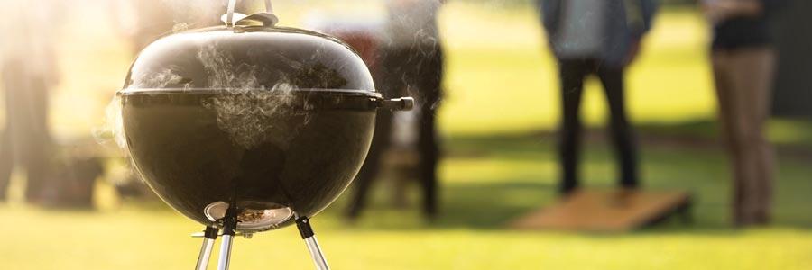 Weber classic BBQs