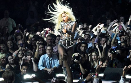 Lady Gaga – <br />Born This Way Ball