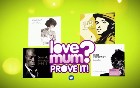 Love Mum/Love Music