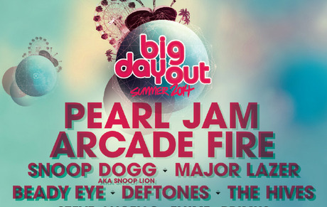 Big Day Out 2014 TV Campaign