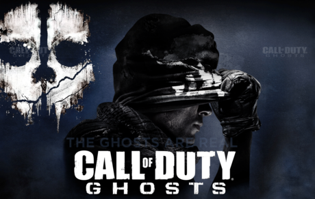 Call Of Duty Ghosts + DLC Releases