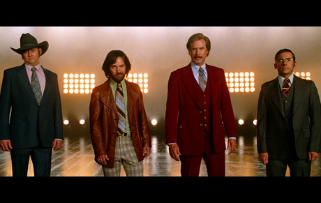 Anchorman 2 Blu-Ray Release TVC