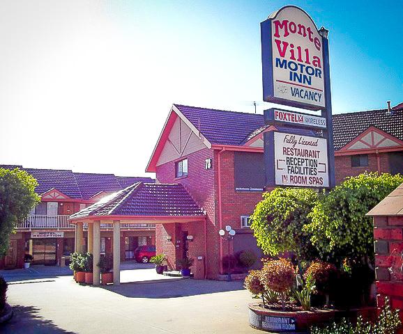 Monte Villa Motor Inn Hoppers Crossing Flight Centre