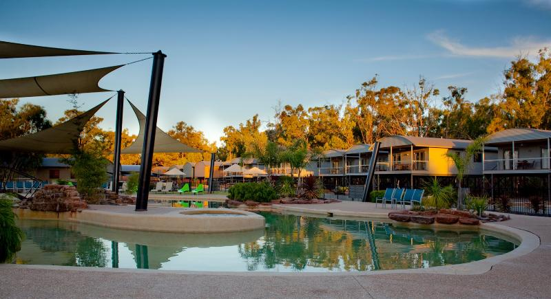 Moama Australia  city pictures gallery : Moama on Murray Resort, Moama Flight Centre