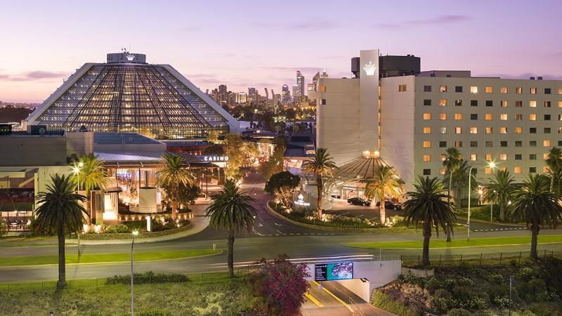 Crown casino perth parking rates