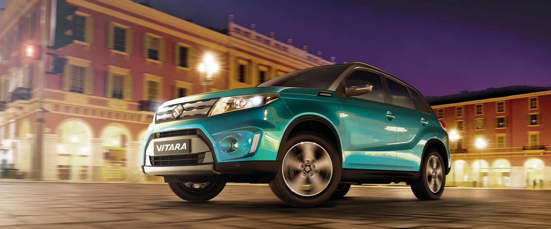 Suzuki All New Vitara
