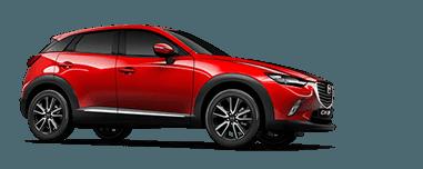 First-Ever Mazda CX-3