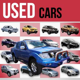 Used and demo vehicles
