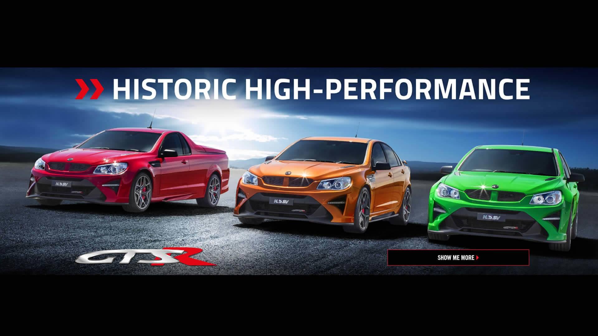 HSV TEMPLATE HISTORIC HIGH-PERFORMANCE