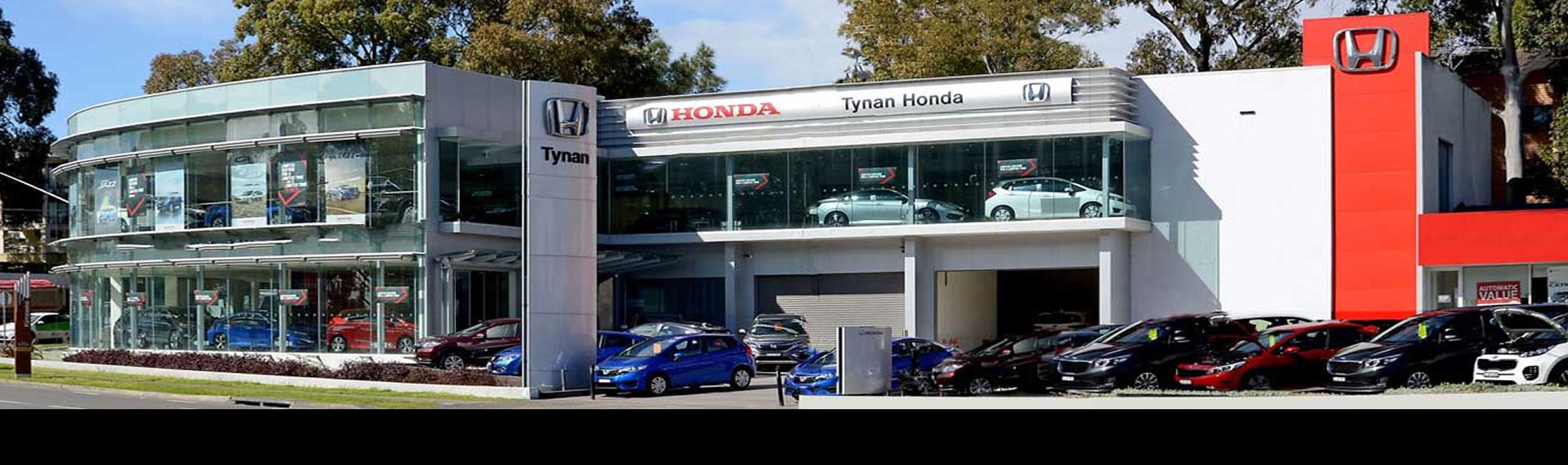 Tynan Honda
