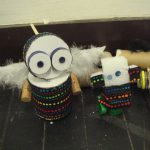 Junk Puppets workshop
