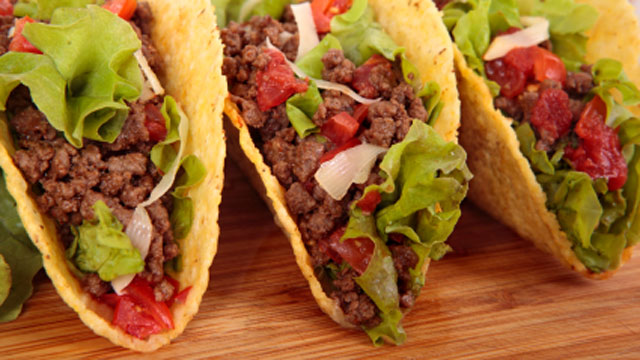 Tacos Are The Ultimate Kid Friendly Meal And An Easy Dinner For Them To Make Too Simply Lay Out Some Bowls Get Kids Fill With Lettuce