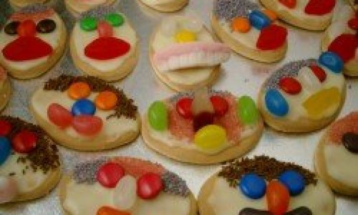 Funny Face Biscuits Kidspot