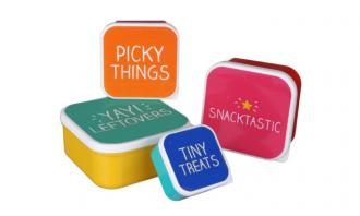 Top 10 fun and funky lunch box...