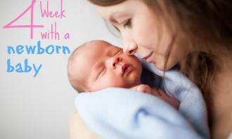 Your baby's first six weeks at...