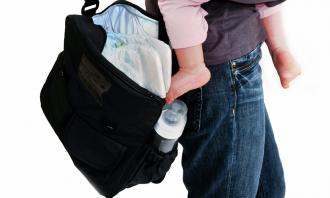 Have baby, will travel: Nappy...
