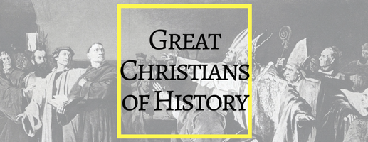 Great Figures of Christian History – Martin Luther and Katie von Bora