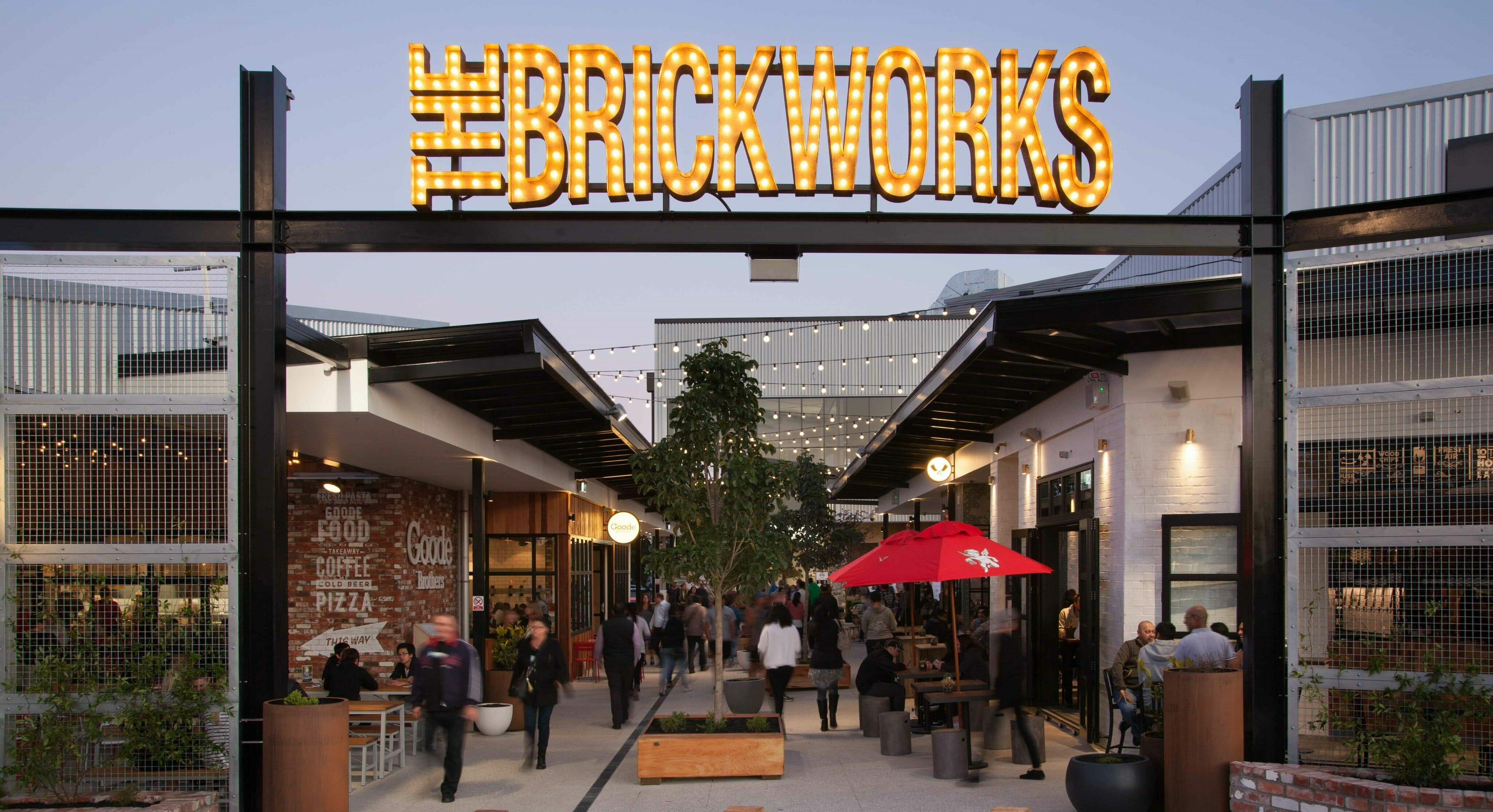 All about The Brickworks