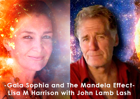 John Lamb Lash – Sophia, Lucifer and the Mandela Effect
