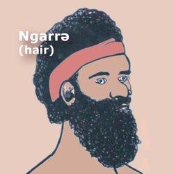 Ngarr%c9%99 hair