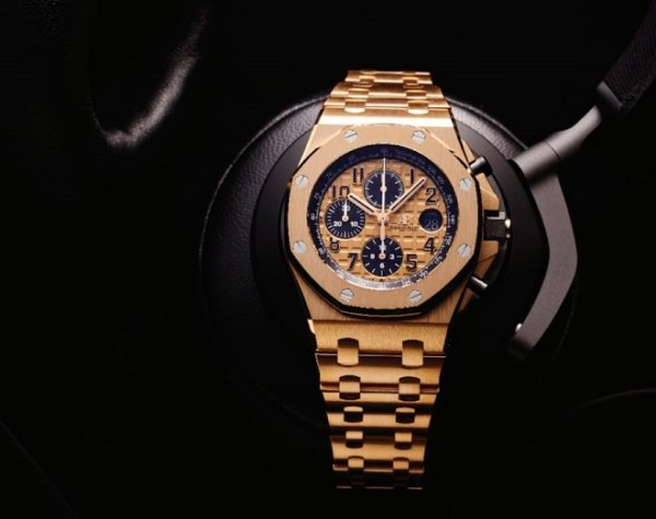 Great watches to wear to a rap concert luxuo for Watches rappers wear