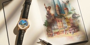 Merdeka 60 Gifts: Montblanc Commemorative Edition Timepiece & Stationery Set