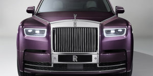 The 2018 Rolls-Royce Phantom Has Arrived