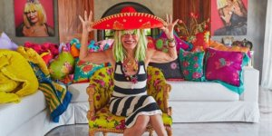 Betsey Johnson Lists Her Mexican Villa On Airbnb