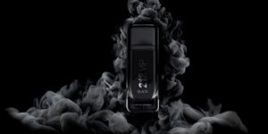 Latest Fragrance by Carolina Herrera: 212 VIP Black For Men