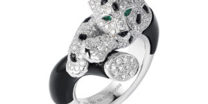 Unforgettable Rings From the Cartier La Panthere Collection