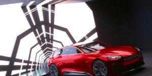 Six Futuristic Concept Cars From the 2017 Frankfurt Motor Show