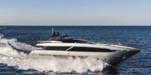 "The ""Biggest"" 100-FT Yacht Riva 100 Corsaro Made Its International Debut in Hong Kong"