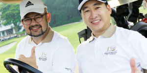 Proceeds of the Braun Büffel 130th Anniversary Charity Golf Drive to Support UNICEF Children's Education Initiative