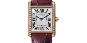 Cartier Tank is Celebrating its 100th Anniversary. Here's a Look at Three Iconic Tank Collections