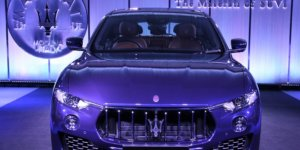 The Maserati Levante S Places More Emphasis on an Ultra Luxurious Experience