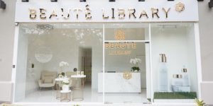 At Beauté Library, Your Facial Comes with a Complimentary Aromatherapy Session