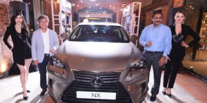 "Lexus Re-Introduces the RX 350L and NX 300 as Part of Their ""Experience Amazing"" Campaign"