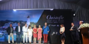 CHRISTOFLE YACHT STYLE Awards 2018 Presented during PHUKET RENDEZVOUS 2018