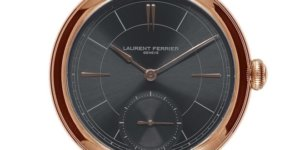 SIHH 2018 Laurent Ferrier Galet Annual Calendar School Piece and Galet Micro-Rotor